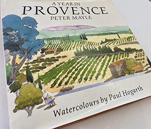 A Year In Provence (0241132223) by MAYLE, Peter