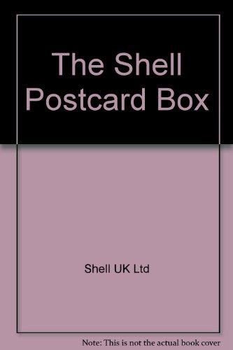 9780241134580: The Shell Postcard Box