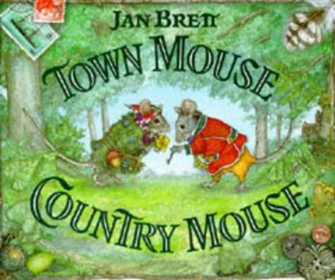 Town Mouse, Country Mouse (9780241135372) by Jan Brett