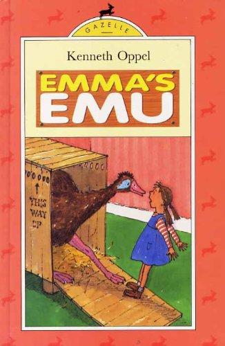 Emma's Emu (Gazelle Books): Oppel, Kenneth