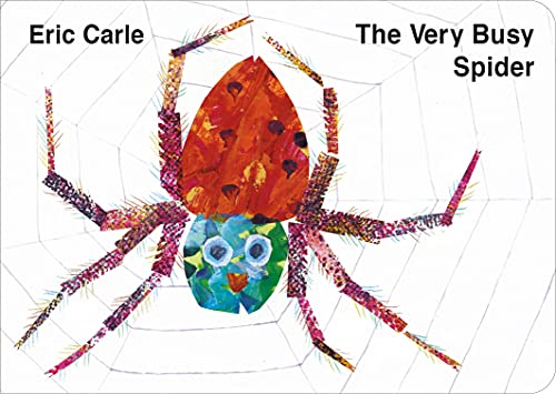 9780241135907: The Very Busy Spider