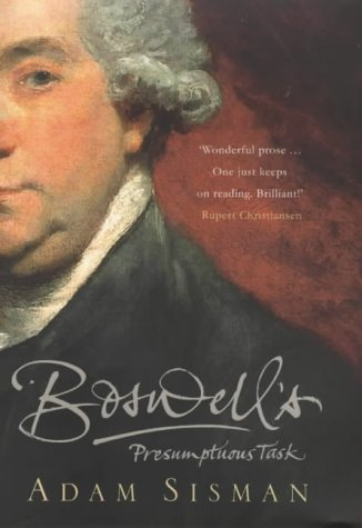 9780241136379: Boswell's Presumptuous Task. The Making of the Life of Dr. Johnson.