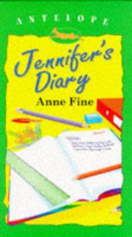 9780241136454: Jennifer's Diary (Antelope Books)
