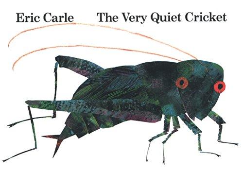 9780241137857: The Very Quiet Cricket: Board Book