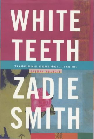 White Teeth Signed By Author: Smith, Zadie