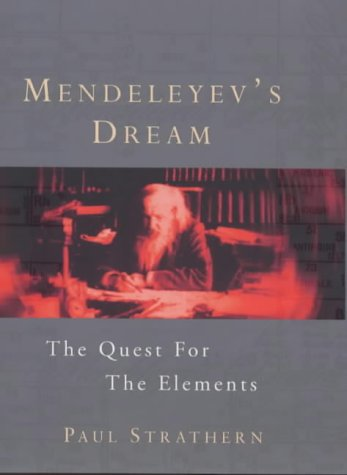 9780241140659: Mendeleyev's Dream: The Quest for the Elements