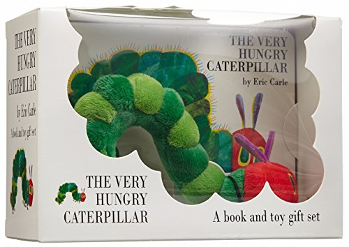 The Very Hungry Caterpillar: Book and Toy: Eric Carle