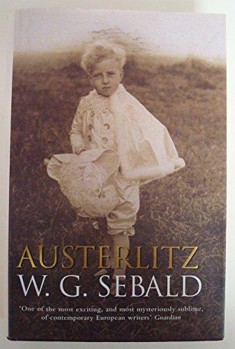 Austerlitz: W.G. Sebald
