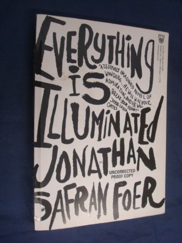 9780241141830: Everything is Illuminated(Tpb)