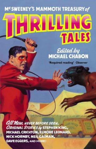 9780241142318: McSweeney's Mammoth Treasury of Thrilling Tales