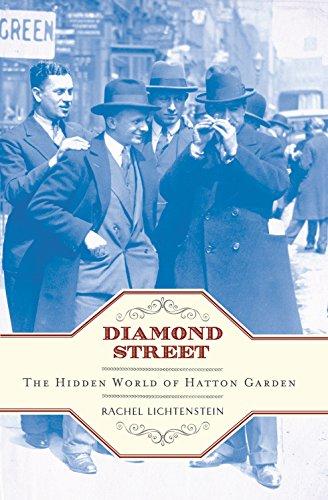 9780241142875: Diamond Street: The Hidden World of Hatton Garden