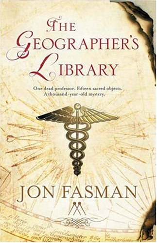 9780241143025: The Geographer's Library (TPB) (EE)