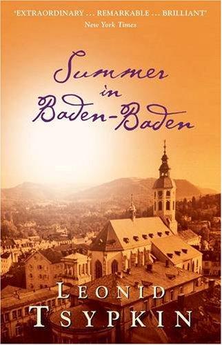 9780241143094: Summer in Baden-Baden