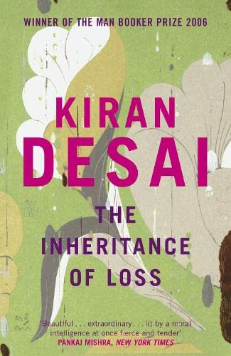 The Inheritance of Loss: DESAI, Kiran