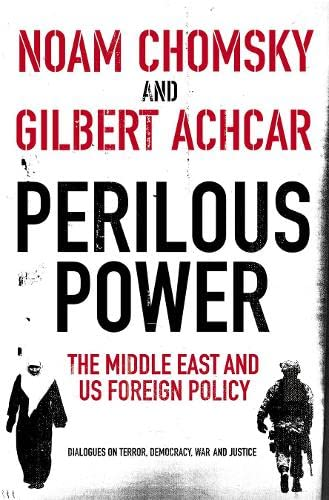 9780241143681: Perilous Power: The Middle East and US Foreign Policy