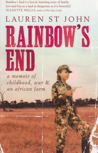 9780241143841: Rainbow's End: A Memoir of Childhood, War and an African Farm