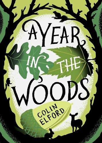 9780241144602: A Year in the Woods: The Diary of a Forest Ranger