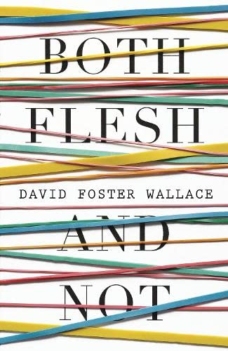 9780241144824: Both Flesh and Not. David Foster Wallace