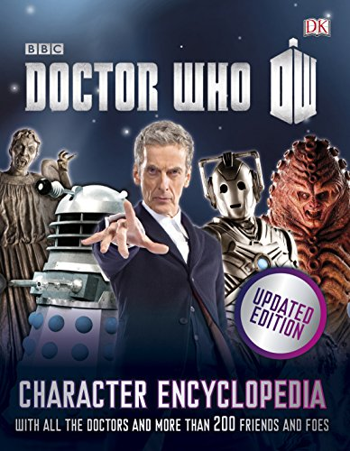 9780241180259: Doctor Who Character Encyclopedia 2014