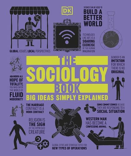 9780241182291: The Sociology Book (Big Ideas)