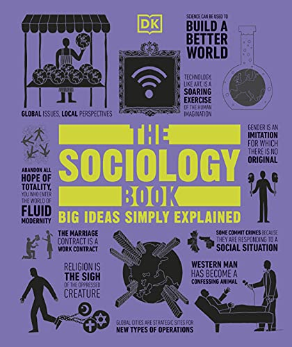 9780241182291: The Sociology Book (Big Ideas)