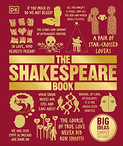 9780241182611: The Shakespeare Book: Big Ideas Simply Explained