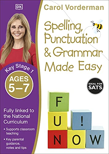 9780241182710: Made Easy Spelling, Punctuation and Grammar - KS1 (English Made Easy)