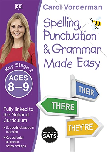 9780241182727: Made Easy Spelling, Punctuation and Grammar (KS2): Ages 8-9