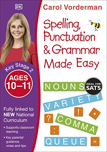 9780241182734: Made Easy Spelling, Punctuation And Grammar KS2 (English Made Easy)