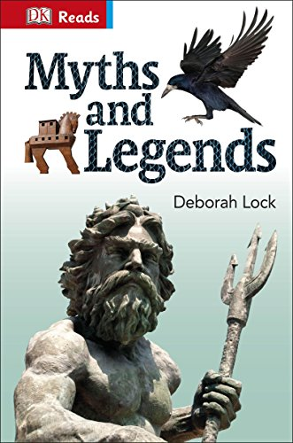 9780241182857: Myths and Legends (Dk Reads Reading Alone)