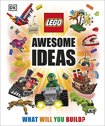 9780241182987: LEGO Awesome Ideas