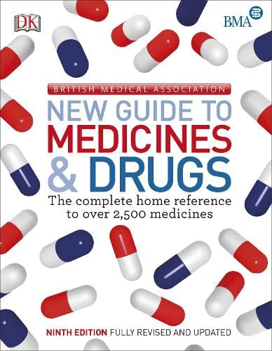 9780241183410: BMA New Guide to Medicine & Drugs