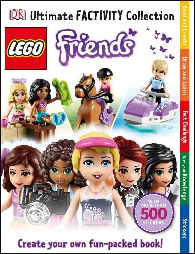 9780241183441: LEGO (R) Friends Ultimate Factivity Collection
