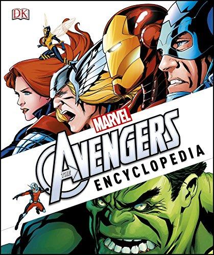9780241183717: Marvel's The Avengers Encyclopedia