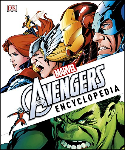 9780241183717: Marvel's the Avengers Encyclopedia
