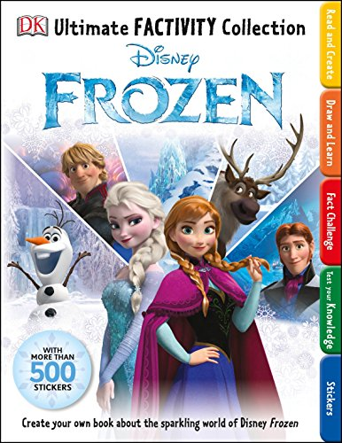 9780241183823: Disney Frozen: Ultimate Factivity Collection