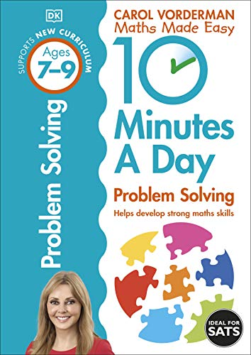 9780241183861: 10 Minutes a Day Problem Solving KS2 Ages 7-9: Ages 7-9