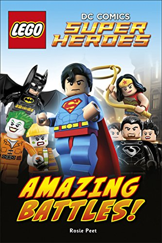 9780241184004: LEGO� DC Comics Super Heroes: Amazing Battles (DK Reader Level 2)