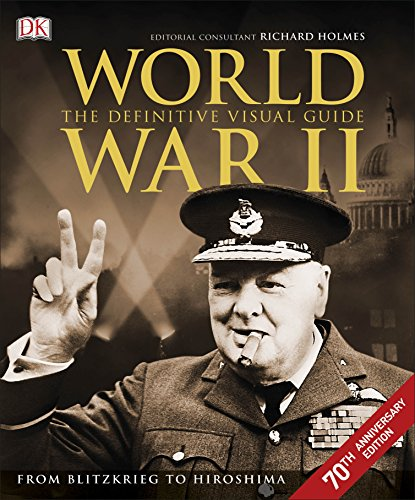 9780241184189: World War II The Definitive Visual Guide