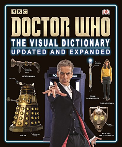 Doctor Who the Visual Dictionary Updated and Expanded (Hardcover): Dk