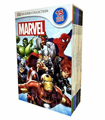 9780241184332: Marvel Reader Collection
