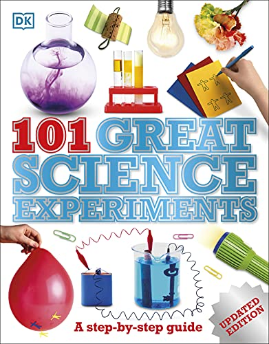 9780241185131: 101 Great Science Experiments