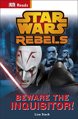 9780241185322: Star Wars Rebels Beware the Inquisitor (DK Reads Beginning To Read)