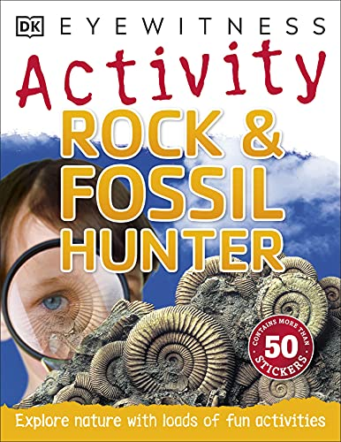 9780241185391: Rock & Fossil Hunter
