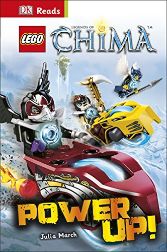 9780241185551: Lego Legends of Chima Power Up! (DK Reads Starting to Read Alone)