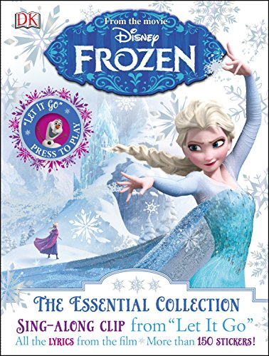 Disney Frozen the Essential Collection: Collectif