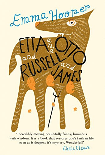 9780241185865: Etta & Otto & Russell & James Ome