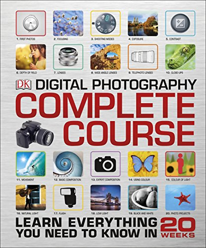 9780241186091: Digital Photography Complete Course