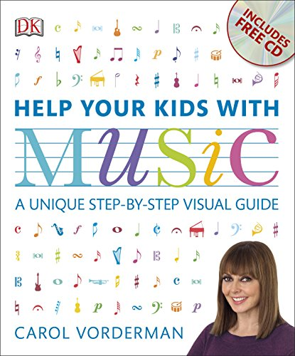 9780241186121: Help Your Kids with Music by Dorling Kindersley Ltd (Paperback, 2015)