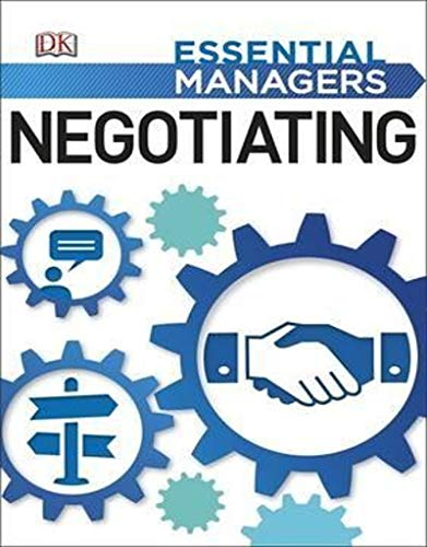 9780241186237: Negotiating (Essential Managers)